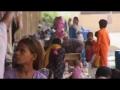 Pakistan floods - Refugees in Karachi - 09Oct2010 - English
