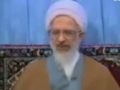 Ayatollah Javadi Amoli (H.A) on letter from Imam Khomeini (R.A) to Mikhail Gorbachev - Farsi