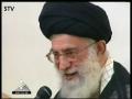 Vigilance movements to continue to very heart of Europe - Rahbar Syed Ali Khamenei 4May11 - Farsi