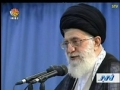 Leader Congratulating on Occasion of Birth of Hazarat Zahra as & Imame Rahel  - May 24 - Farsi