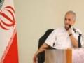 Hassan Abbasi on US-UK threats - Farsi sub English