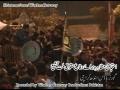 Noha by Brother Fahim haider at Janaza Shaheed Askari Raza - Sindh Governor House Karachi - Urdu