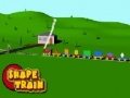 The Shape Train - Learning for Kids - English