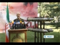 [08 July 2012] IRGC introduced Laser beam guided anti Tank missile Dehlaviyeh - English