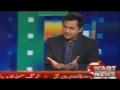 Waqt News: Interview - Allama Raja Nasir Abbas - Urdu