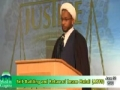 [MC-2012] Imam Mahdi (atfs) and our Morals - Usama Abdul Ghani - English