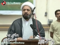 [Yume Mustafa SAWW] Speech H.I. Muhammad Amin Shaheedi - University of Karachi - 16 October 2012 - Urdu