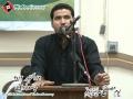 [Yume Mustafa SAWW] Manqabat by Br. Murtaza Naagri - University of Karachi - 16 October 2012 - Urdu