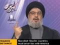 Sayyed Hassan Nasrallah - Speech on Gaza Situation - 15 November 2012 - English