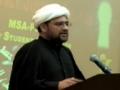 [MSA-PSG 2012] The Trustees of Imam Mehdi (atfs) - H.I. Mohammad Baig - English