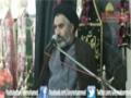 [Majlis] 3rd Muharum - Molana Shafqat Ali Naqvi - Imam Bargah Alemohamed - Urdu
