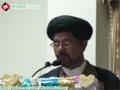 [ہفتہ وحدت سیمینار] Danishgah Imam Sadiq a.s - Speech H.I Baqir Zaidi - 12 Feb 2012 - Urdu