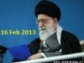 *Important* Full Speech by the Leader in Azerbaijan - 16 February 2013 - [ENGLISH]