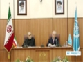 [17 Nov 2013] Hollande lays out 4 conditions for Iran agreement - English
