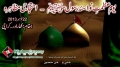 [22 Nov 2013] یوم عظمت نواسہ رسول ص - Protest against insult to Imam Hussain a.s - Karachi - Urdu