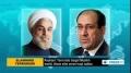 [15 Dec 2013] Rouhani : terrorists target Muslim world, those who serve Iraqi nation - English
