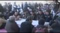 [Akhri Safar] Namaze Janaza o Taddfeen Shuhadae Mastung - 24 Jan 2014 - Urdu