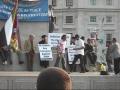 Converted British Lady Addresses to Al Quds Rally London- English