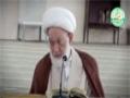 {20} [Ramadhan Lecture] Quranic illuminations | إضاءات قرآنية - Ayatullah Isa Qasim - Arabic