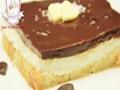 Turkish Pudding Toasted Bread Cake Recipe - English