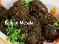 [Indian Food Recipe] Baigan Masala - Hindi