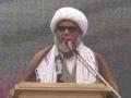 [AL-QUDS 2015] Karachi, Pakistan : Speech H.I Nasir Abbas Secretary General MWM Pakistan- Urdu
