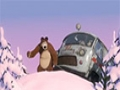 [11] Masha and The Bear - Skiing! - All Languages