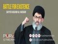 Battle for Existence   Sayyid Hashim Al-Haidari - Arabic sub English